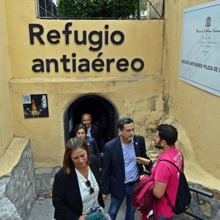 Visita guiada por el Casco histórico de Jaén
