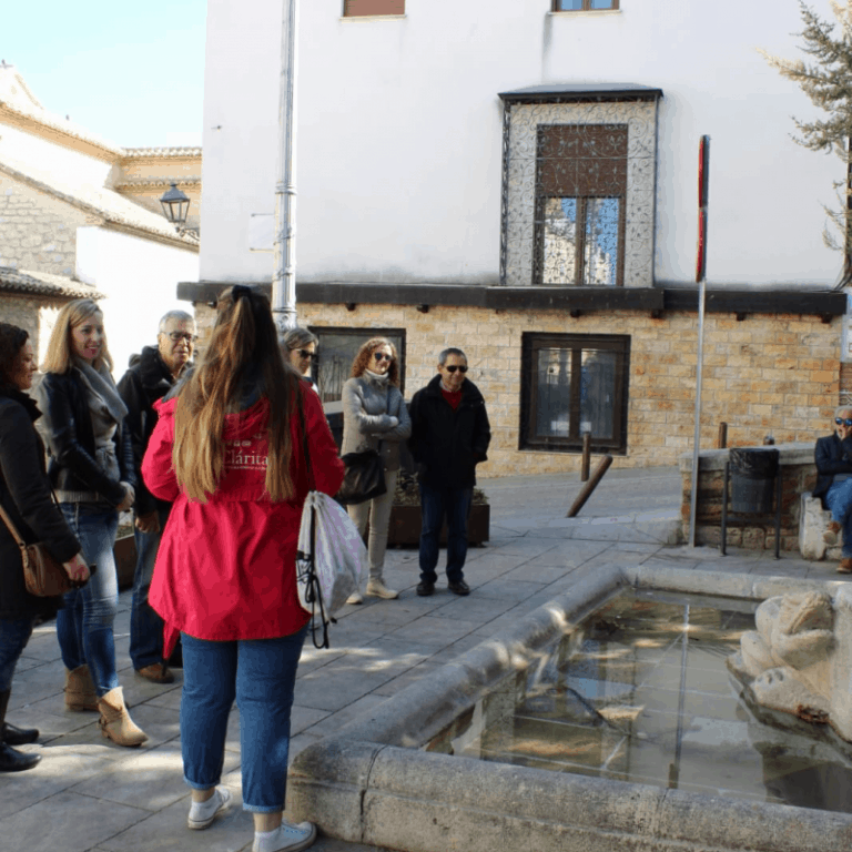 Ruta por Jaén en español