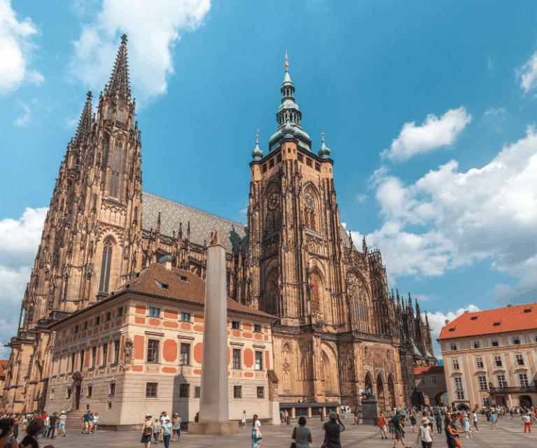 Visita guiada Castillo de Praga