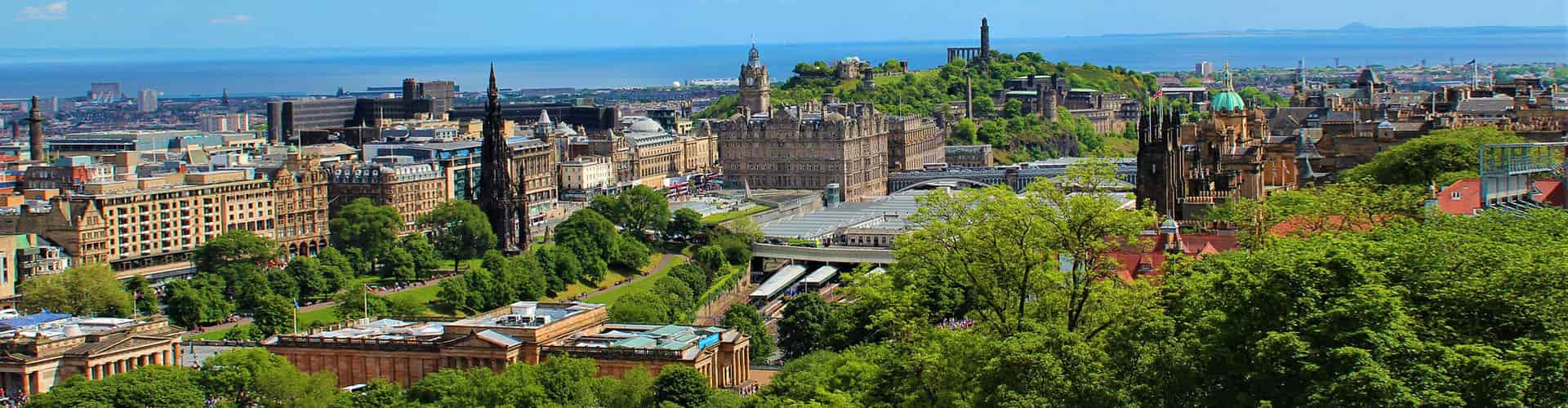 Visitas guiadas en Edimburgo