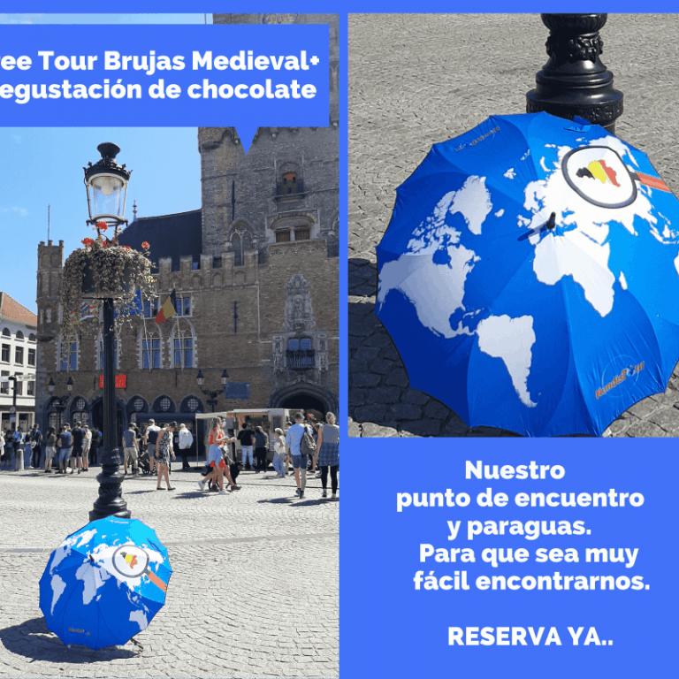 Free Tour Brujas Medieval + degustación de Chocolate