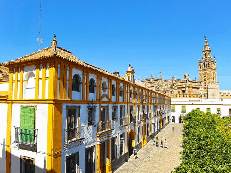 Free Tour Santa Cruz de Sevilla