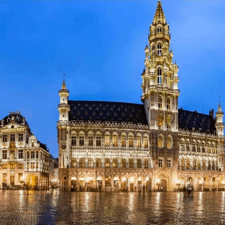 Free Tour Bruselas Nocturno
