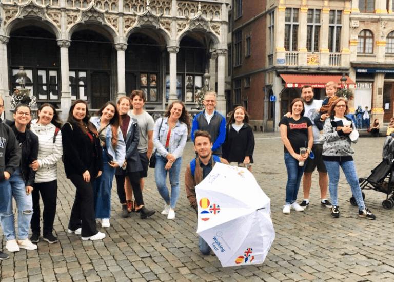 Free tour Bruselas en español con Bravo Discovery