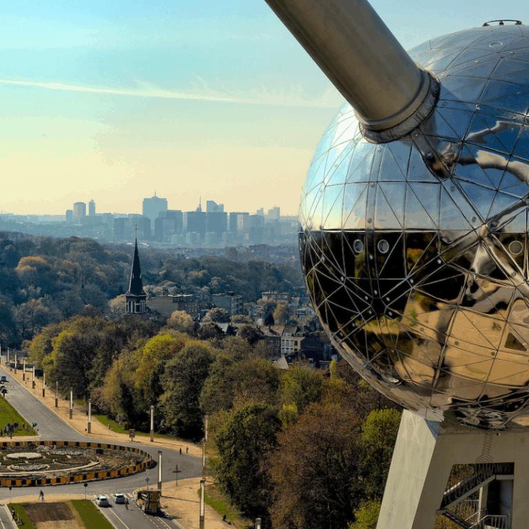 Free Tour Barrio Europeo de Bruselas